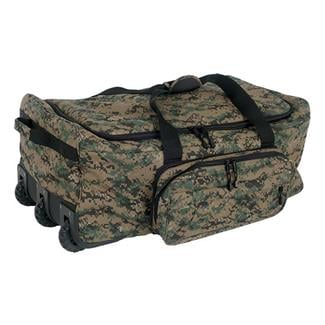 Mercury Luggage Deployment / Container Bag Marpat Woodland