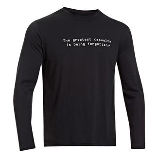 Under Armour WWP LS Tee Black