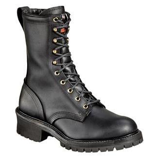 "Thorogood 9"" Hellfire Wildland Black"