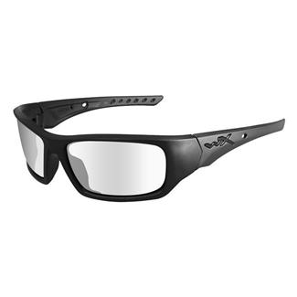 Wiley X Arrow Matte Black (frame) - Clear (lens)