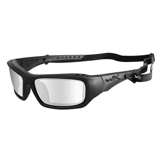 Wiley X Arrow Matte Black Clear