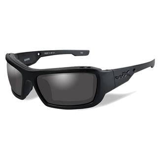 Wiley X Knife Matte Black (frame) - Smoke Gray (lens)