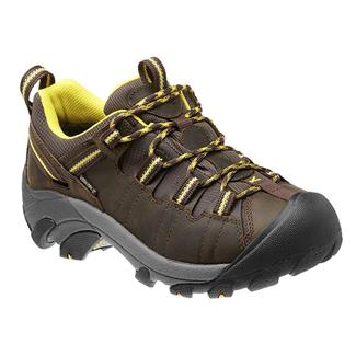 Keen Targhee II Black Olive / Green Sheen