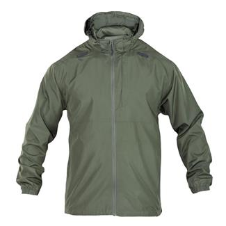 5.11 Packable Operator Jackets Sheriff Green