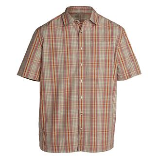 5.11 Short Sleeve Covert Shirts Classic Terracotta