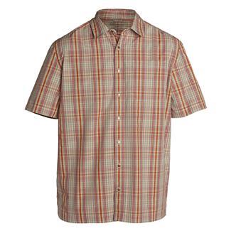 5.11 Short Sleeve Covert Shirts Classic Terracotta