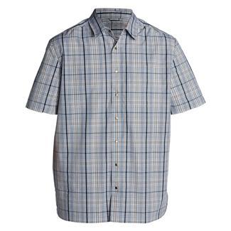 5.11 Short Sleeve Covert Shirts Classic Pacific Navy