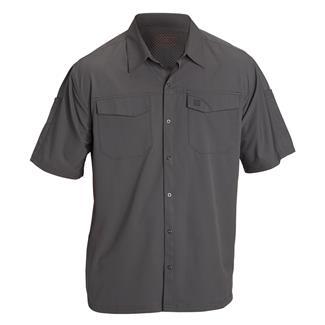 5.11 Freedom Flex Short Sleeve Woven Shirts Storm