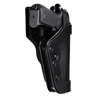 Uncle Mike's Pro-3 Slimline Mirage Duty Holster Black Plain