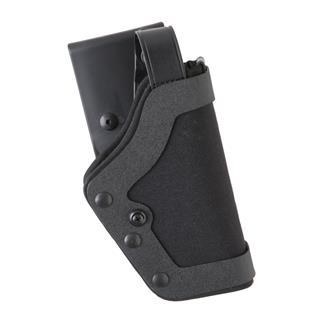 Uncle Mike's Pro-2 Jacket Slot Kodra Duty Holster Black