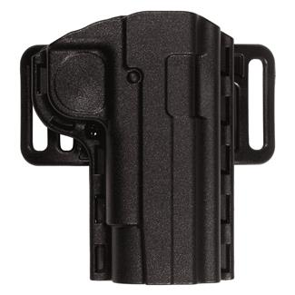 Uncle Mike's Reflex Holster Black
