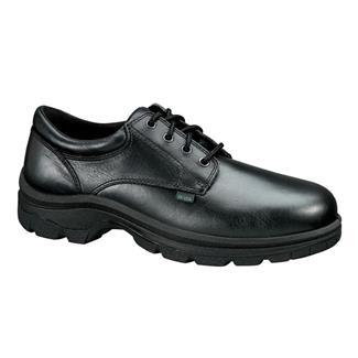 Thorogood Softstreets Plain Toe Oxford Black