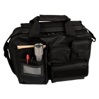 Uncle Mike's Large Tactical Briefcase Black