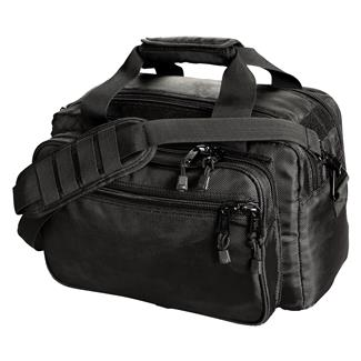Uncle Mike's Side-Armor Deluxe Range Bag Black