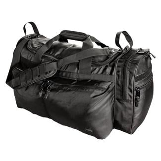 Uncle Mike's Side-Armor Field Equipment Bag Black