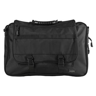 Uncle Mike's Side-Armor Briefcase w/ Holster Black