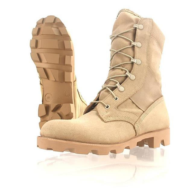 "Wellco 8"" Jungle Combat Desert Tan"