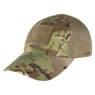 Condor Mesh Tactical Cap MultiCam