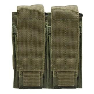 Condor Double Pistol Mag Pouch Olive Drab
