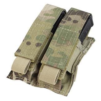 Condor Double Pistol Mag Pouch MultiCam