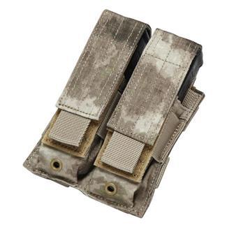 Condor Double Pistol Mag Pouch A-TACS