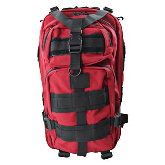 Condor Compact Modular Style Assault Pack Red