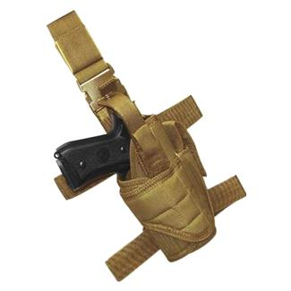 Condor Tornado Tactical Leg Holster Tan