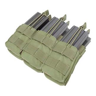 Condor Triple Stacker M4 Mag Pouch Olive Drab