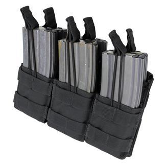 Condor Triple Stacker M4 Mag Pouch Black