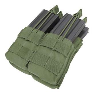 Condor Double Stacker M4 Mag Pouch Olive Drab