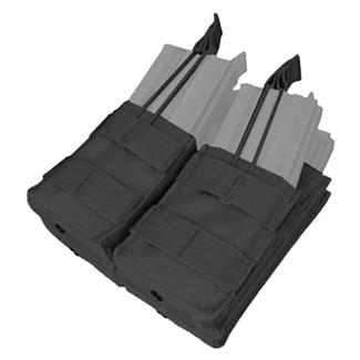 Condor Double Stacker M4 Mag Pouch Black