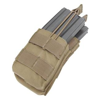 Condor Single Stacker M4 Mag Pouch Tan