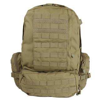 Condor 3-Day Assault Pack Tan
