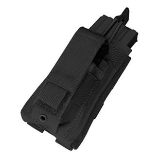 Condor Single Kangaroo Mag Pouch Black