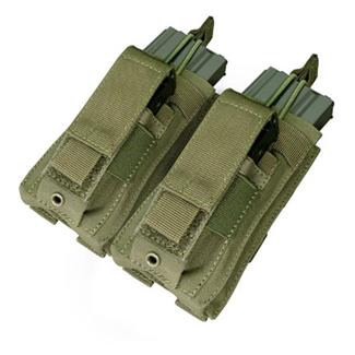 Condor Double Kangaroo Mag Pouch Olive Drab