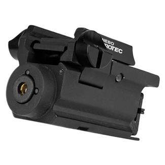 Nebo Protec Red Laser Firearm Sight Black