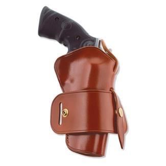 Galco Wheelgunner Belt Holster Tan