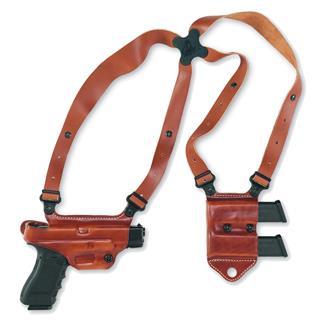Galco Miami Classic II Shoulder System Tan