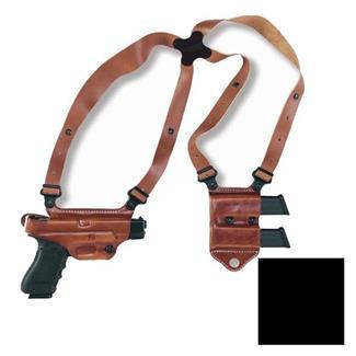 Galco Miami Classic II Shoulder System Black
