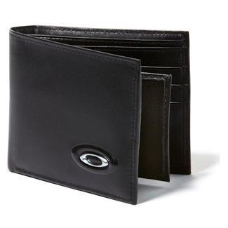 Oakley Leather Wallet Black