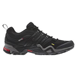 Adidas Terrex Fast X Carbon / Black / Light Scarlet