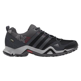 Adidas AX2 GTX Dark Shale / Black / Light Scarlet