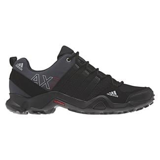 Adidas AX2 Dark Shale / Black / Light Scarlet