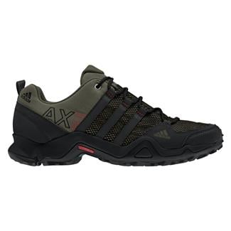 Adidas AX2 Earth Green / Black / Earth Green