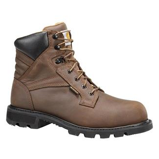 "Carhartt 6"" Work WP ST Dark Bison"