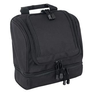 Mercury Luggage Hanging Shave Utility Kit Black