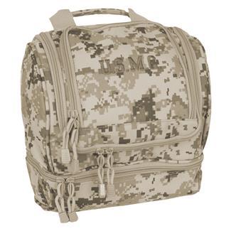 Mercury Luggage USMC Hanging Shave Utility Kit Marpat Desert