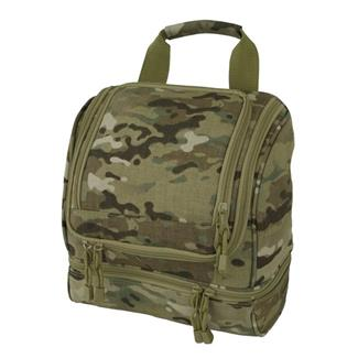 Mercury Luggage Cordura Hanging Shave Utility Kit Multicam