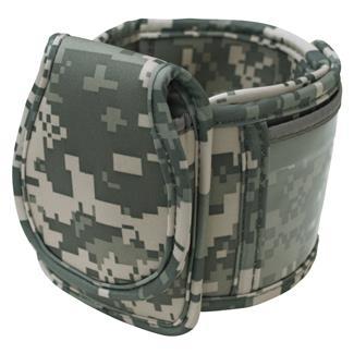 Mercury Luggage Arm & Ankle ID Holder Army Digital