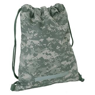 Mercury Luggage Drawstring Backpack Army Digital